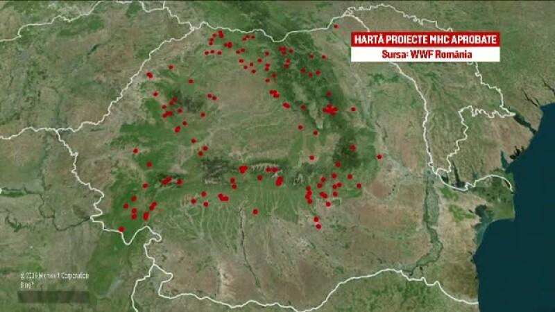 Frenezia Hidrocentralelor A Provocat Un Urias Dezastru Ecologic