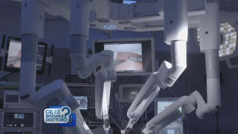 chirurgie roboti