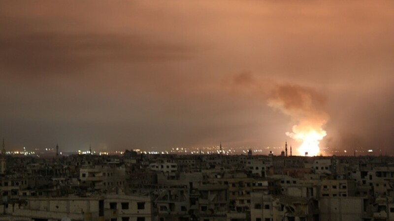 siria - conflict - ghouta - 2