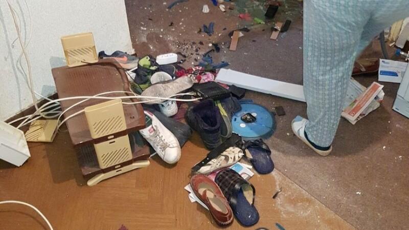 apartament devastat etnobotanice