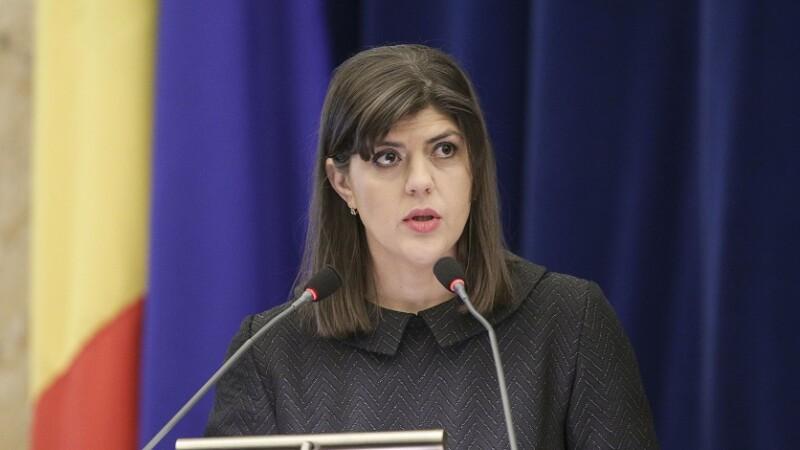 Laura Codruta Kovesi la bilantul DNA