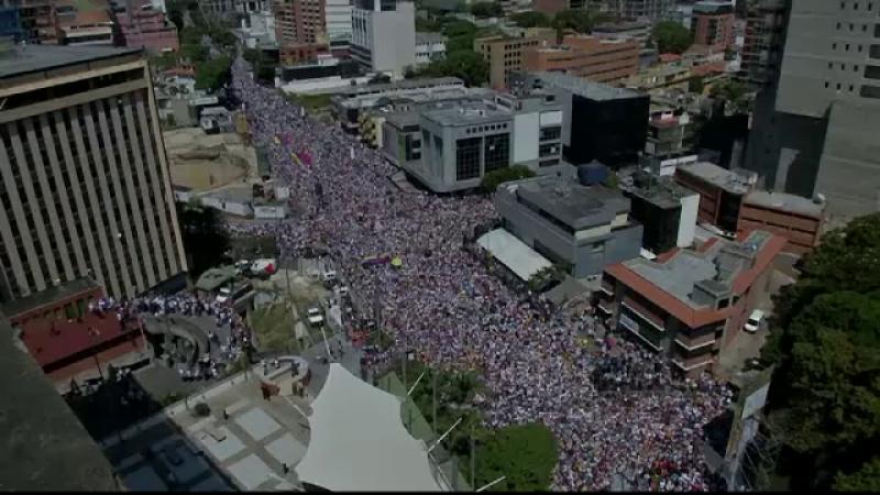 venezuela, strada, caracas, proteste, maduro,