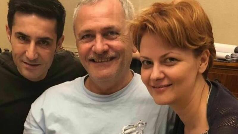 Olguta Vasilescu, Liviu Dragnea
