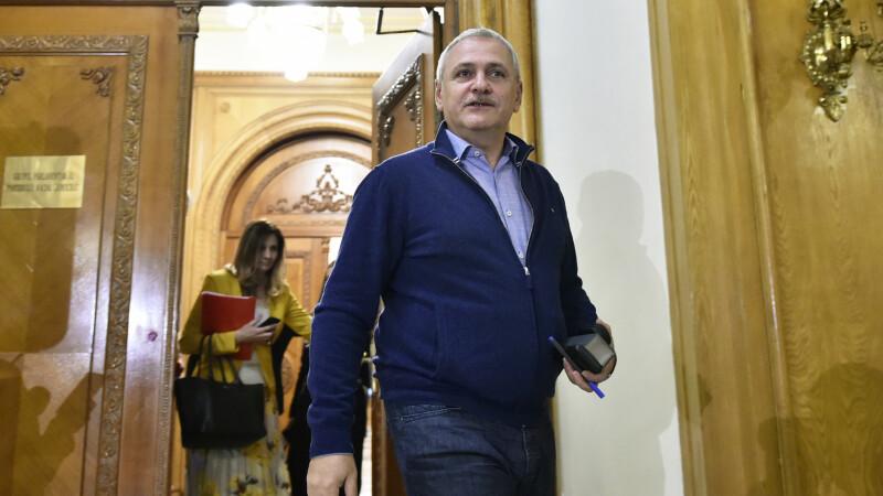 """Dragnea: """"PSD va fi prezent la consultările de la Cotroceni"""". Cine merge la discuții"""
