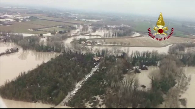 inundatii italia