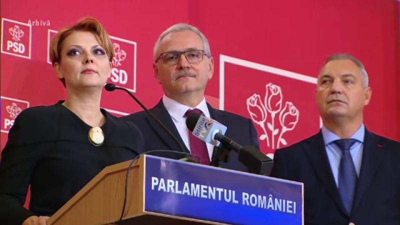 Liviu Dragnea, Lia Olguta Vasilescu