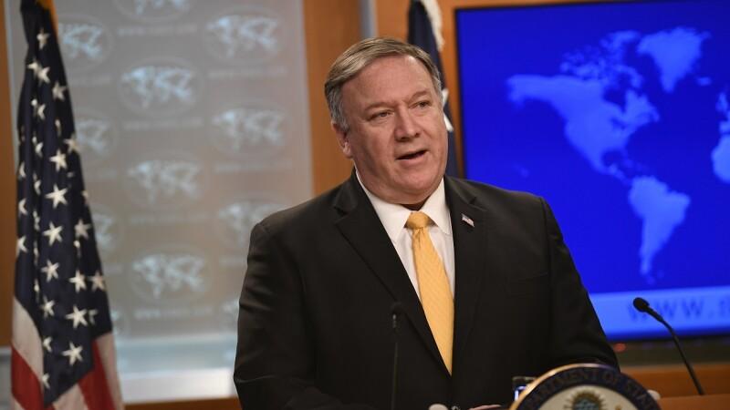 """Secretarul de Stat al Americii avertizează Rusia: """"Încetați comportamentul distructiv"""""""
