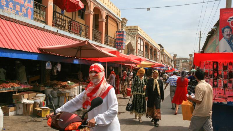 Uiguri china