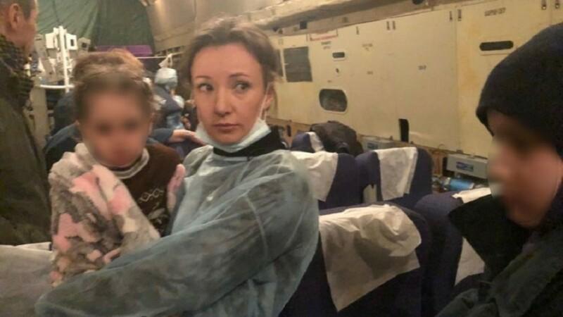 copii repatrati din Irak