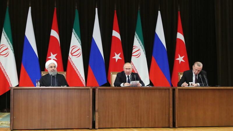 """Putin vrea să zdrobească """"grupările teroriste"""" din provincia siriană Idleb"""