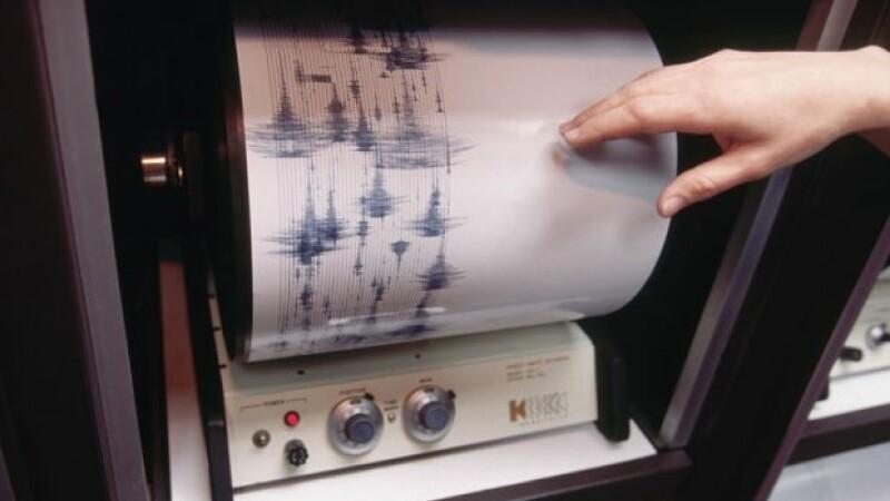 Cutremur în România, vineri dimineață. S-a produs la o adâncime de 150 de kilometri