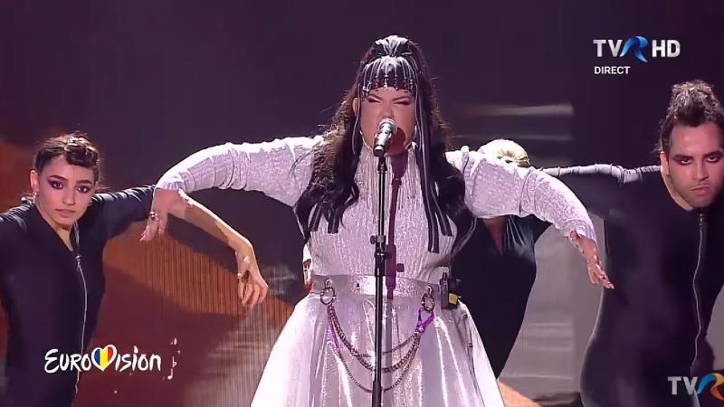 Netta, Eurovision 2019
