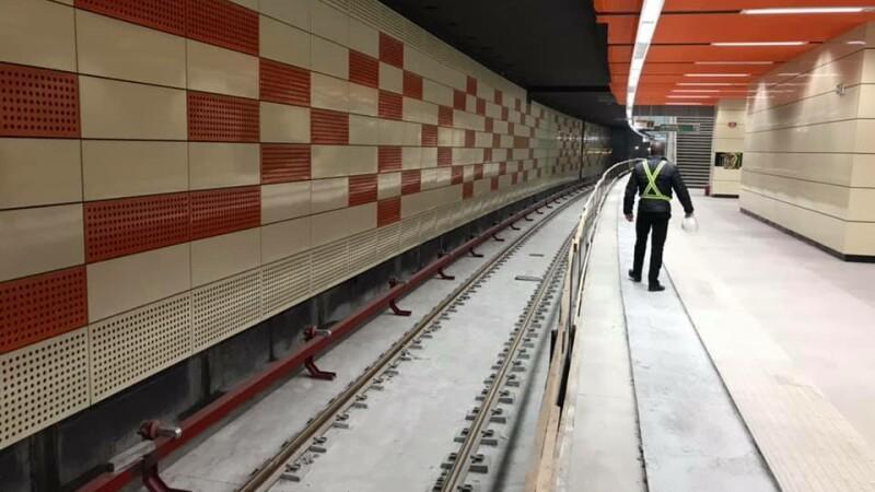 Primele imagini cu metroul din Drumul Taberei. Când va fi gata? GALERIE FOTO