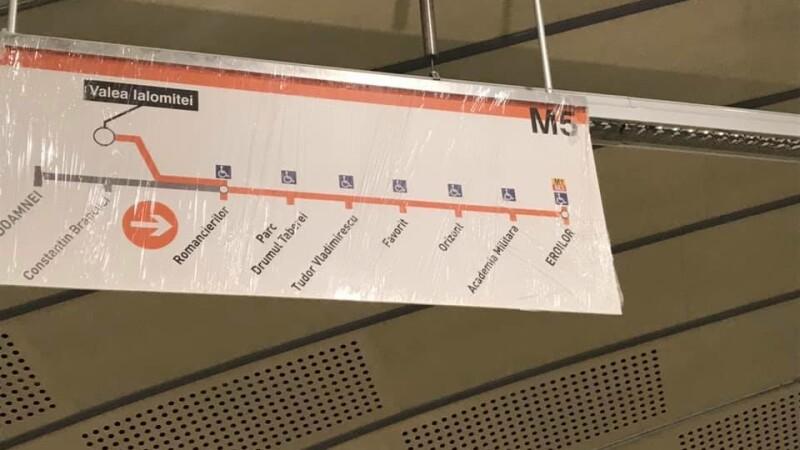 metrou Drumul Taberei, februarie 2019 - 7