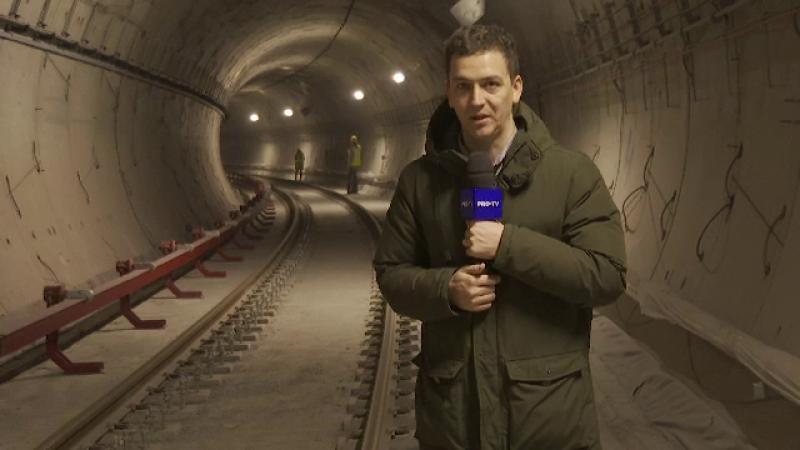 Imagini exclusive cu metroul din Drumul Taberei. Procesul care a oprit din nou lucrările