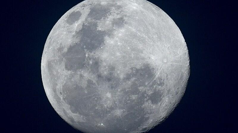 super luna de zapada
