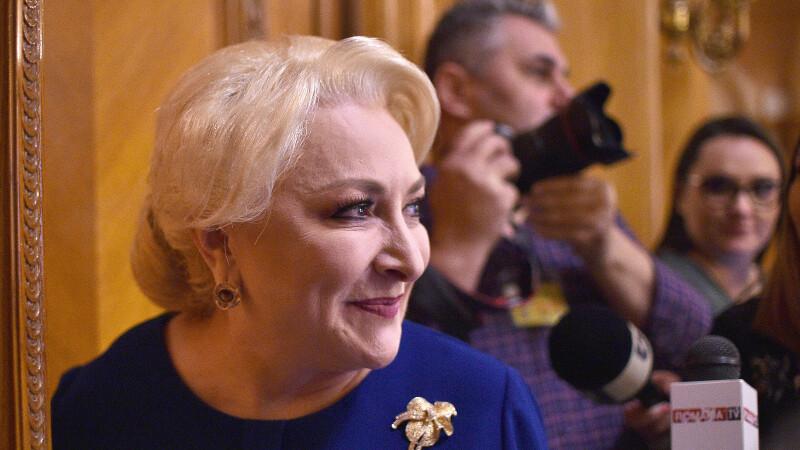 Dăncilă: Legat de mutarea Ambasadei României la Ierusalim îmi menţin punctul de vedere