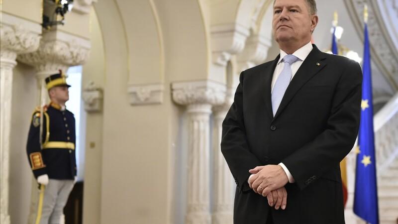 Iohannis a retrimis la parlament o lege privind secţia de investigare a magistraţilor