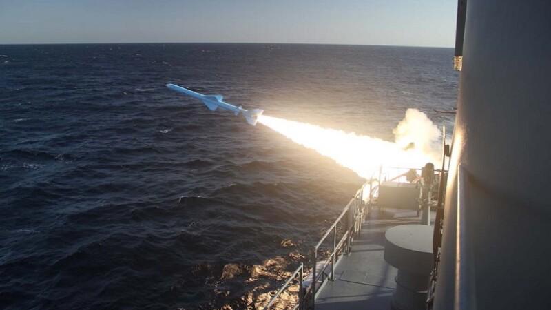 Iranul a testat o nouă rachetă. Ar urma să fie folosită în cazul unui atac american