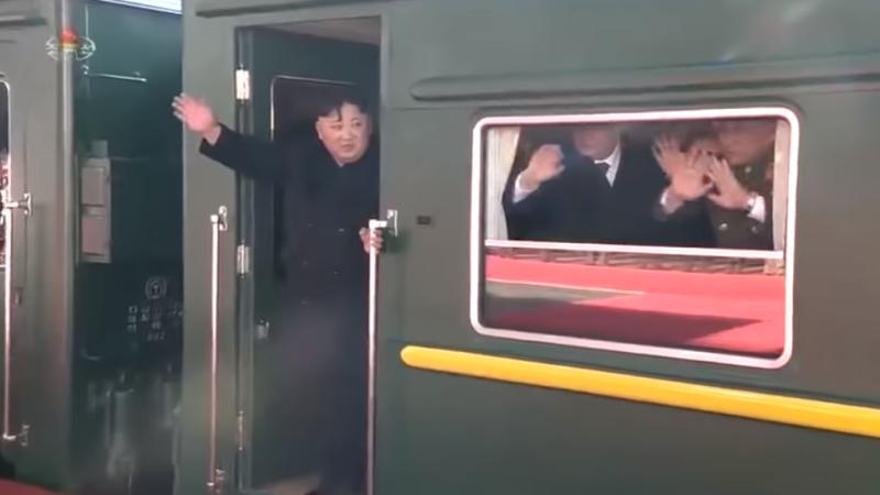 Kim Jong-un plecare spre Vietnam