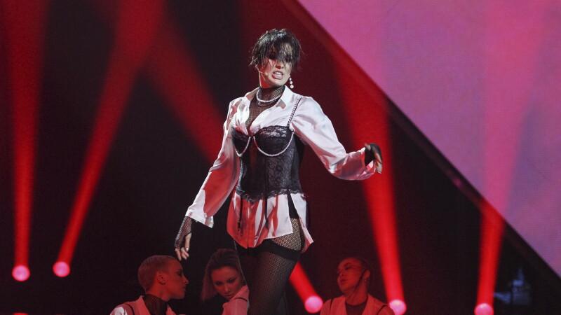 Scandal cu câștigătoarea Eurovision Ucraina. Artista a fost retrasă din concurs