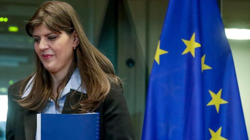 Guvernul României a fost anunţat oficial că Parlamentul European o propune pe Kovesi
