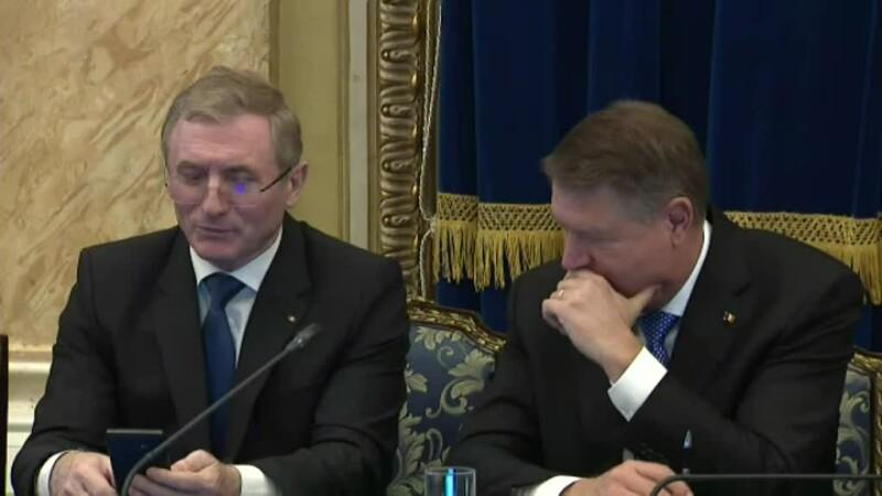 Iohannis a văzut rezultatele votului pentru Kovesi pe telefonul procurorului general. VIDEO