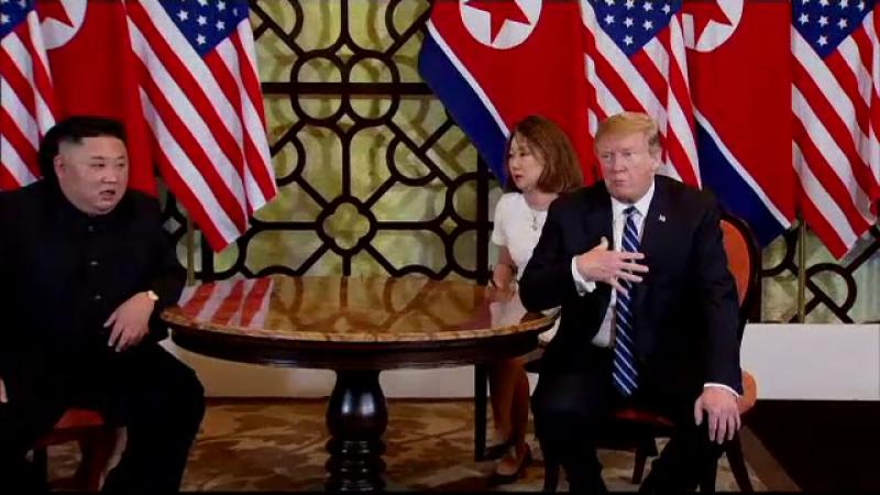 summit Trump - Kim