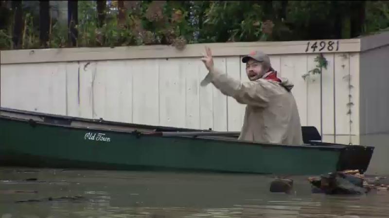 inundatii california