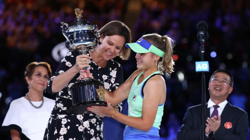 Sofia Kenin a câştigat finala Australian Open