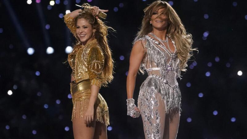 Shakira si Jennifer Lopez