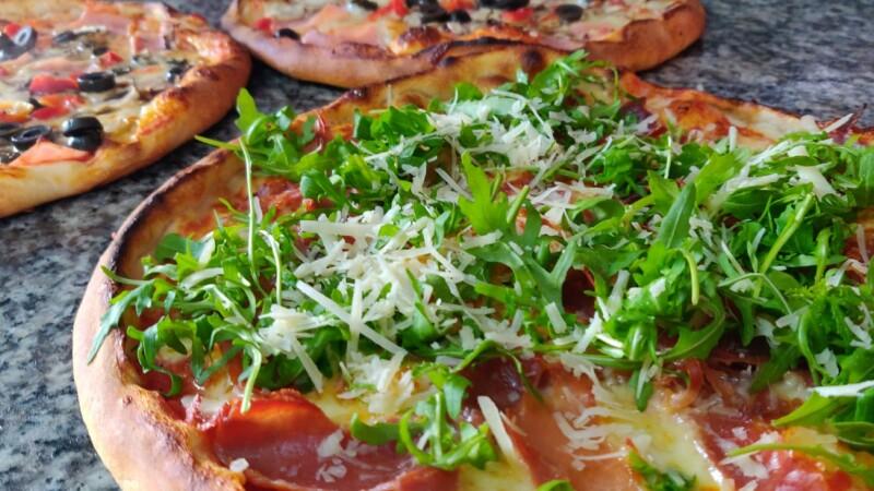 (P) Garanția bunului gust poartă numele de Tutti Pizza Sibiu