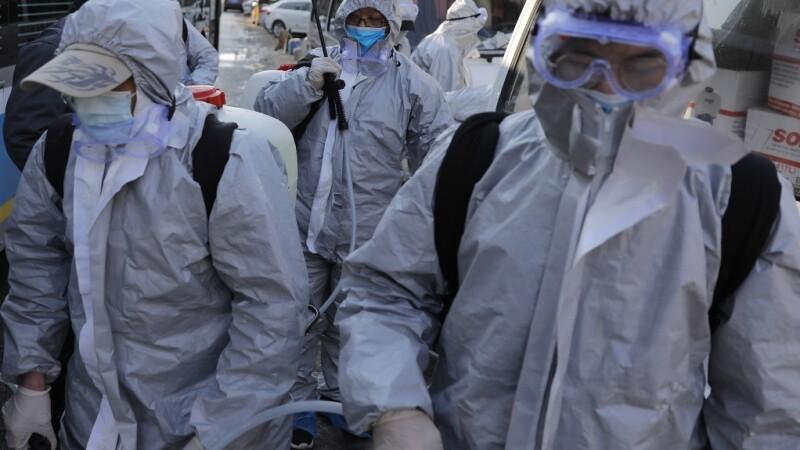 dezinfectare coronavirus
