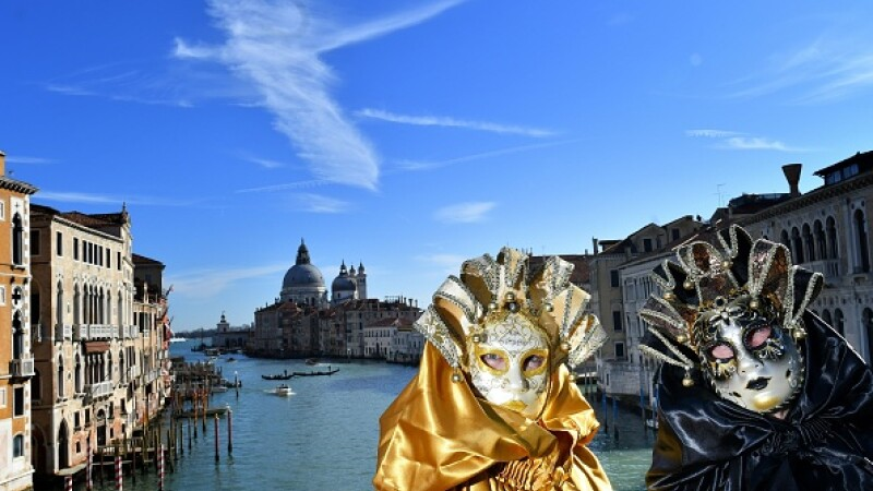 carnavalul de la venetia