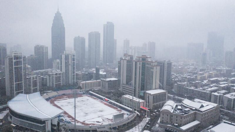 orasul Wuhan dupa izbucnirea epidemiei de coronavirus