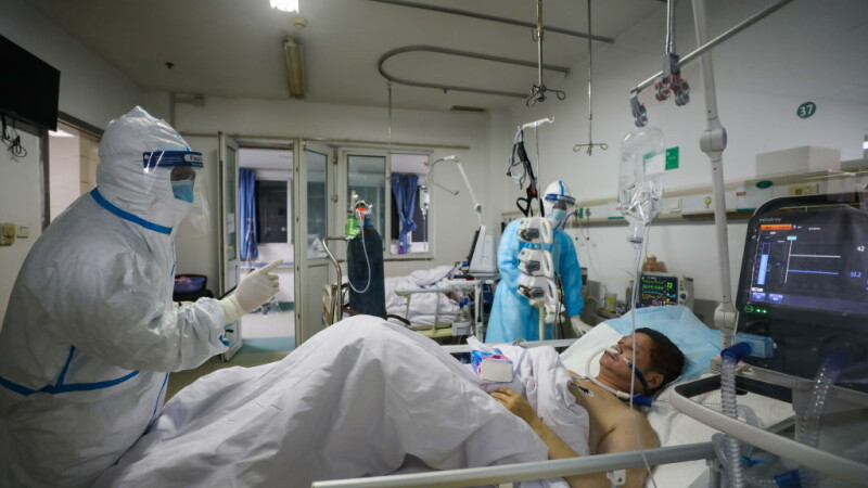 Pacient coronavirus