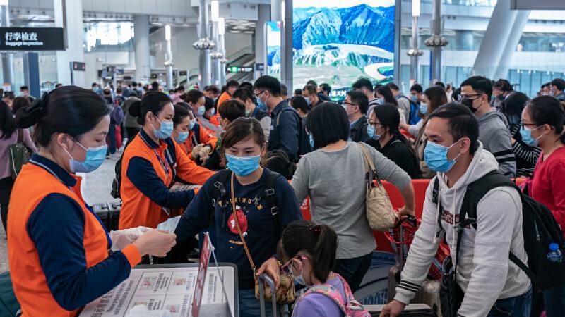 Pacienţi chinezi externaţi după ce s-au vindecat de coronavirus, testaţi din nou pozitiv