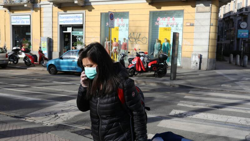 epidemia de coronavirus in Italia