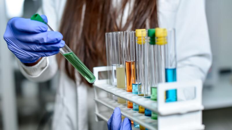 laborator, coronavirus