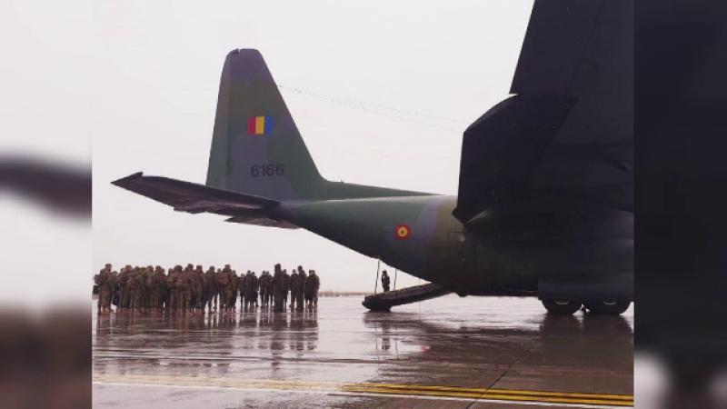 Mai mulți militari din nordul Moldovei au fost trimiși în Afganistan