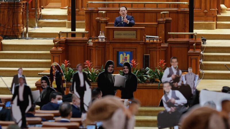 Parlament, PSD
