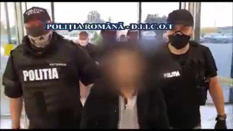 """Ce se va întâmpla cu traficantul mexican periculos, prins în București: """"Este cunoscut pentru mai multe asasinate"""""""