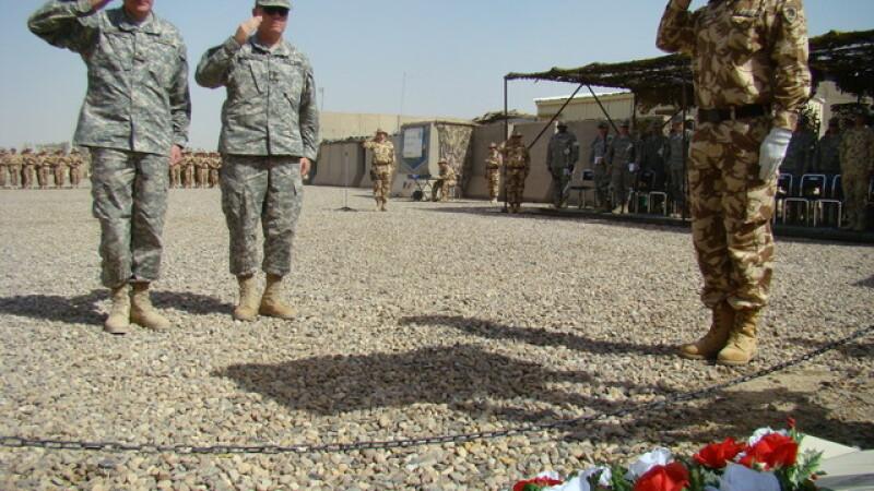 Soldati in Irak