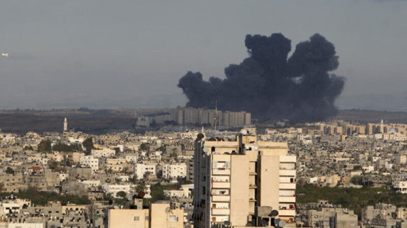 Gaza bombardament