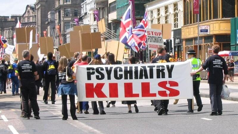 Psihiatria ucide