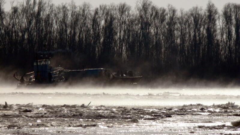 Pericol iminent! Hidrologii, in alerta: se revarsa Dunarea!