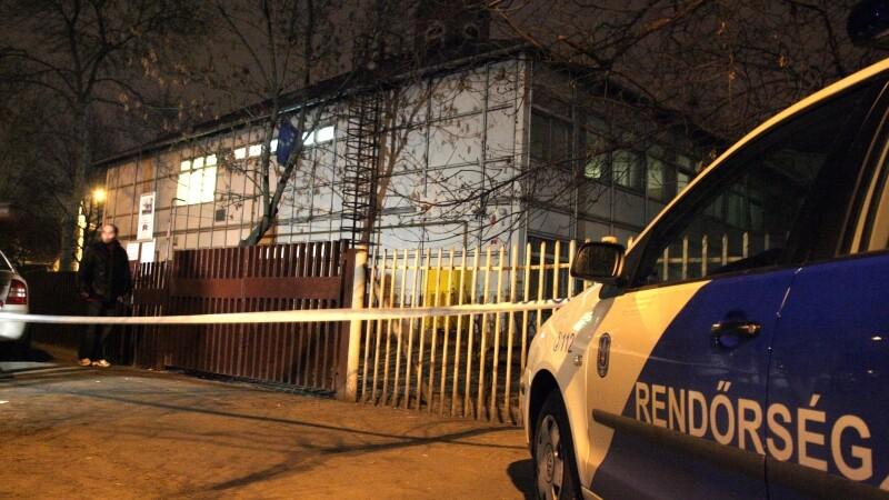 Atac armat la o scoala din Budapesta