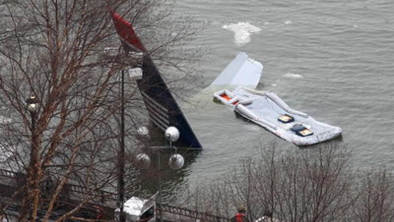 Accident aviatic - raul Hudson