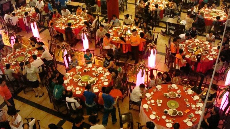 Un restaurant din China ofera, dupa masa, sedinte de masaj sau acupunctura