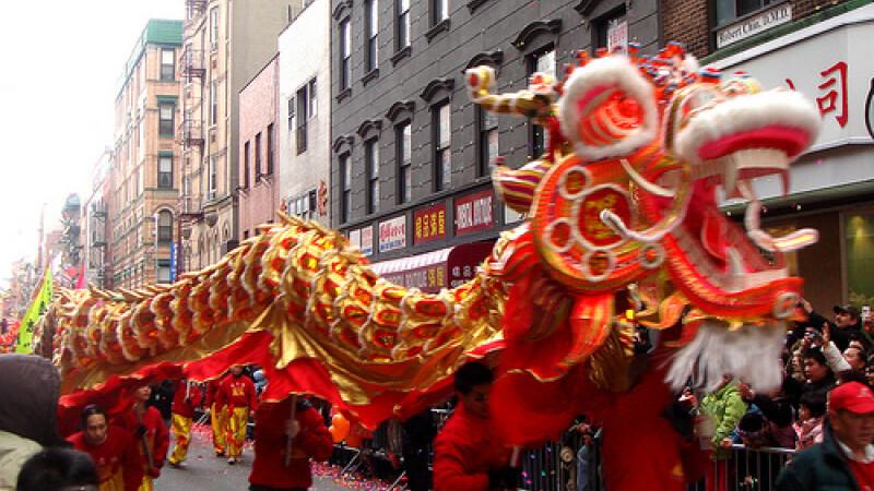 Anul Nou la chinezi